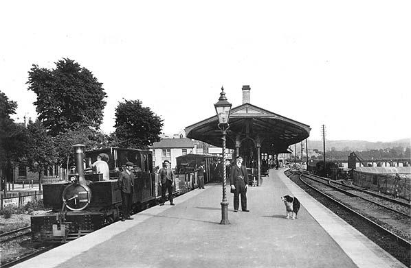 Barnstaple Station