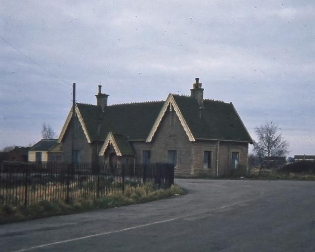 Wells Station 1975