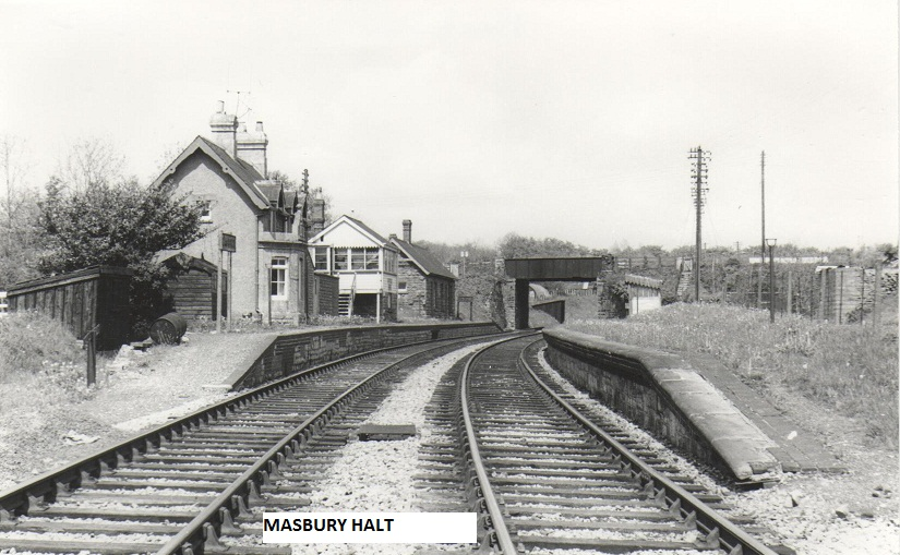 masbury halt
