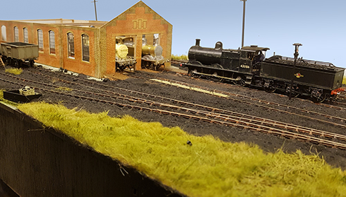 P4 Ilkley Engine Shed 1958 – Pete Tarver